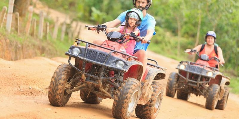 ATV Safari Adventure Phuket