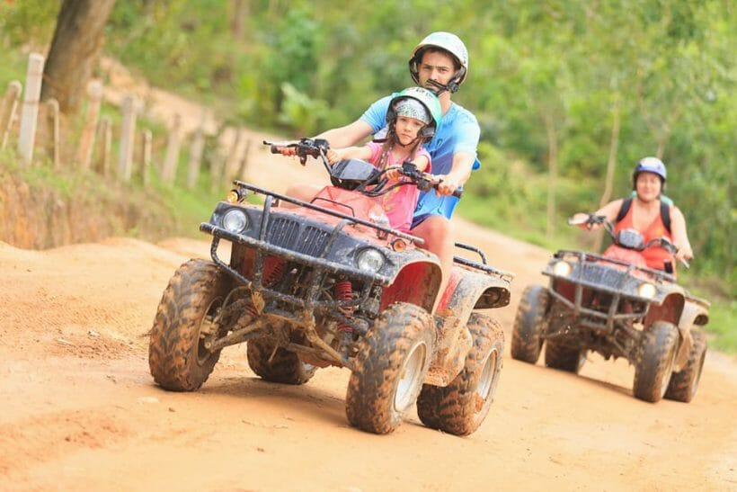 ATV Safari Adventure Phuket