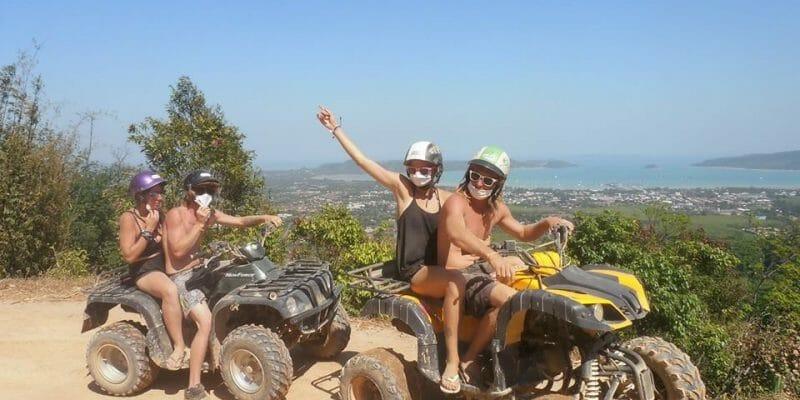 ATV Phuket Tour
