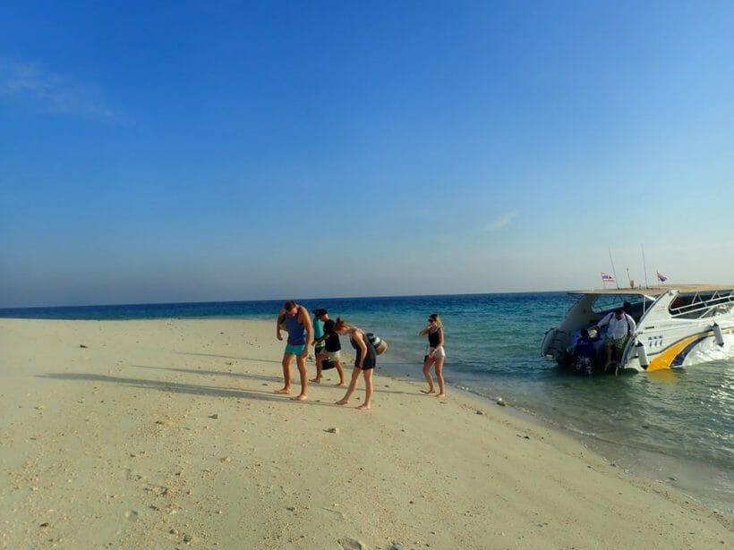 Early Bird Maya Bay & Bamboo Island