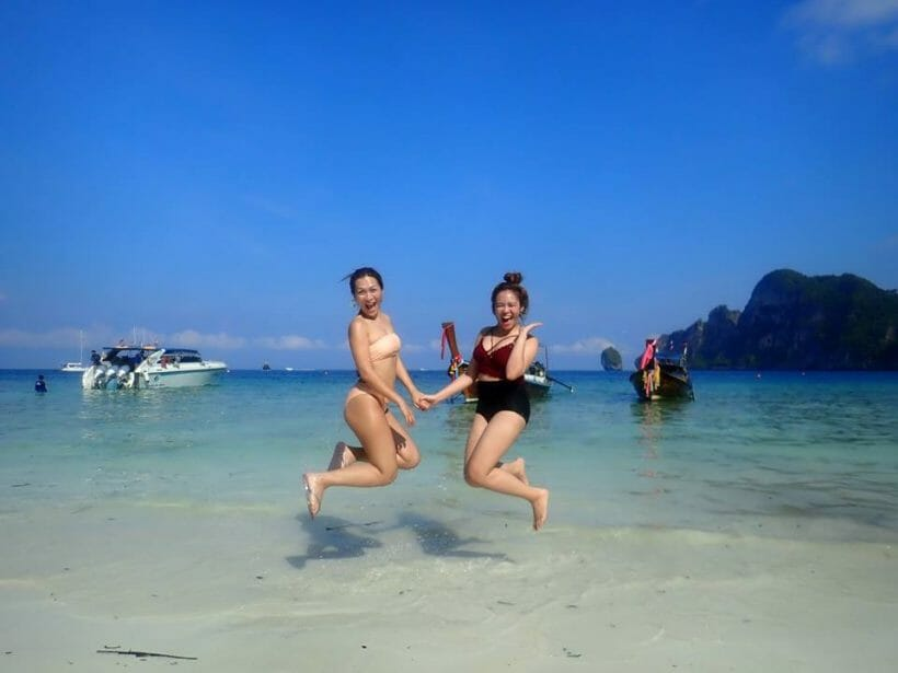 Phi Phi Early Morning Tour