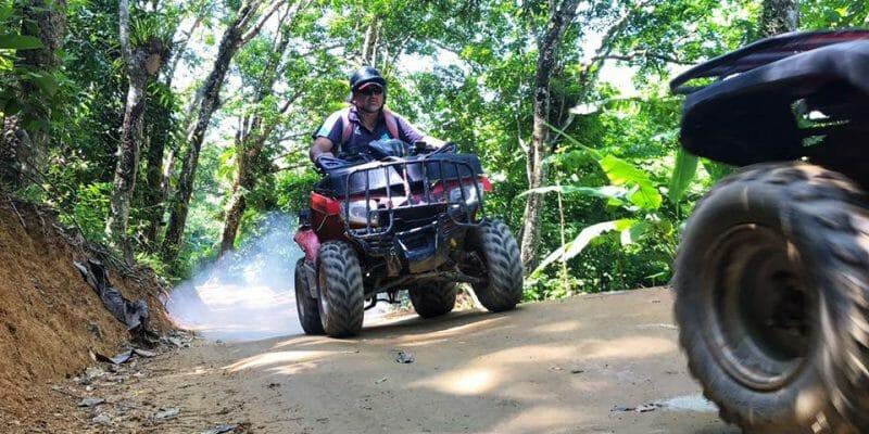 Phuket ATV Elephant