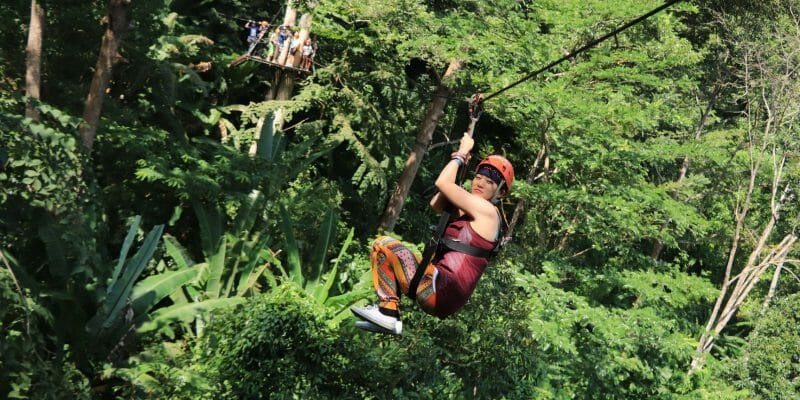 Zip Line Phuket Hanuman World