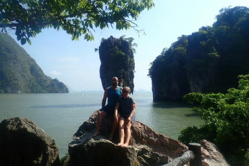 Early Bird James Bond Island