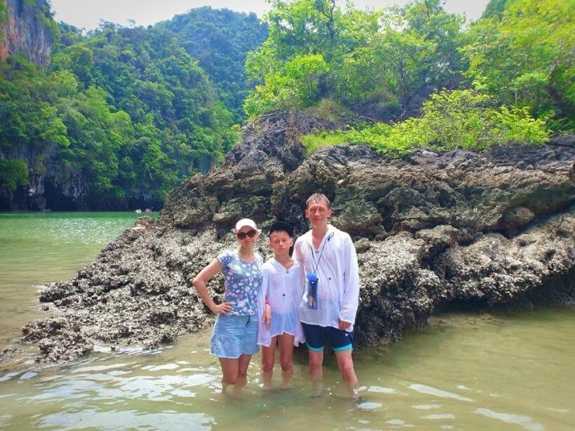 Phi Phi James Bond Island Tour