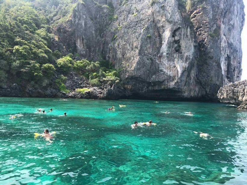 Phi Phi Maya Rang Island
