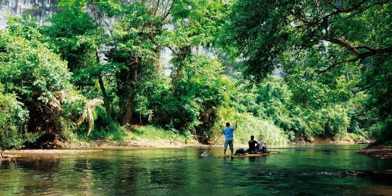 Bamboo Rafting Phuket