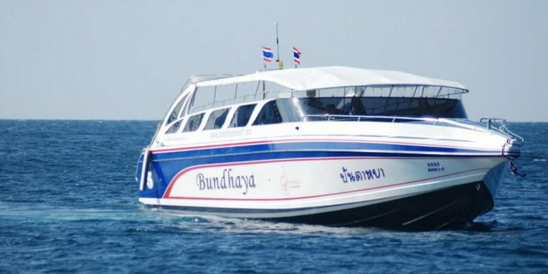 One Way Phuket Phi Phi Speedboat