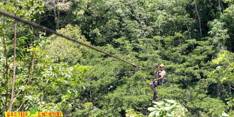 Zipline & ATV Adventure Phuket