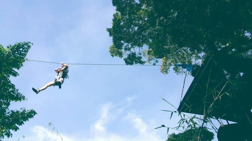 Phuket Zipline Safari Tour