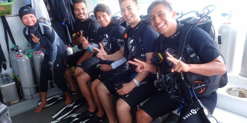 Phuket PADI Dive Package