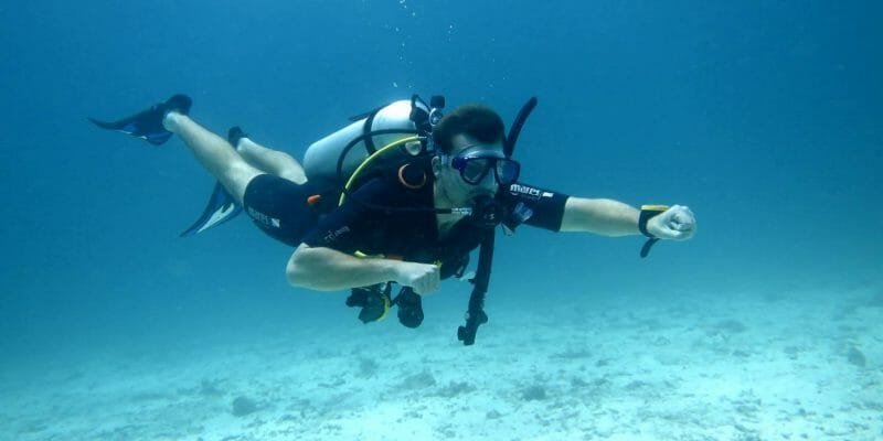Phuket Dive Package PADI