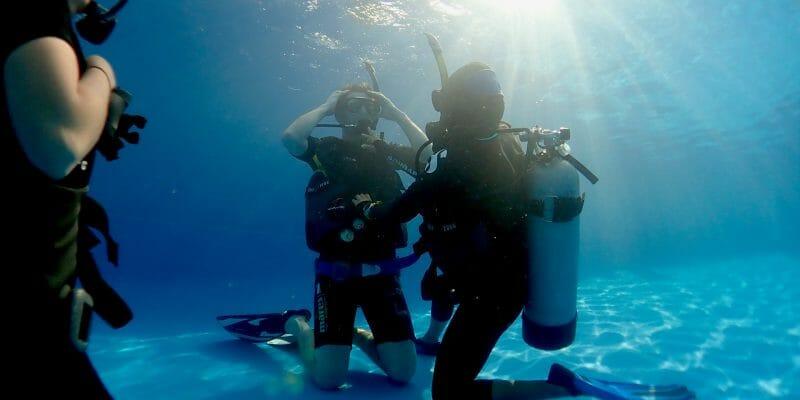 PADI Scuba Divie Course Phuket