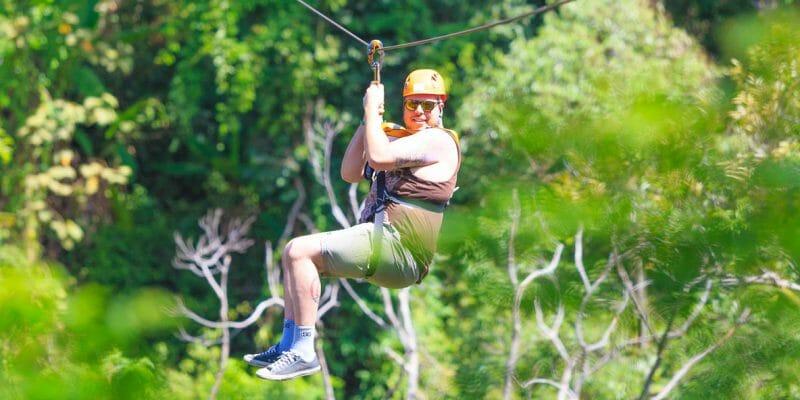 Zipline Safari Phuket