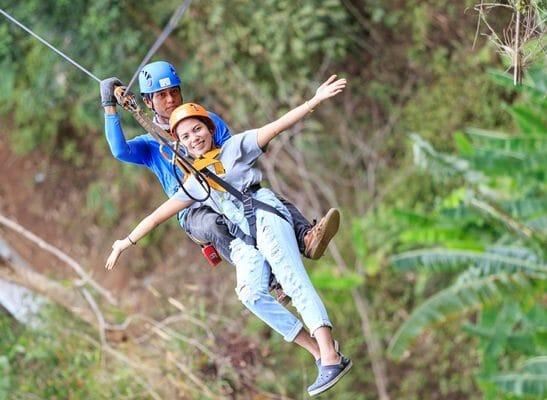 Zipline Adventure Tour