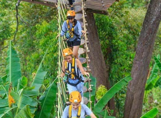 Zipline Adventure Phuket Paradise