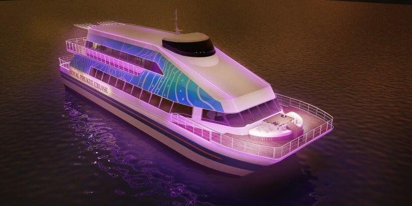Sunset Dinner Cruise Phuket