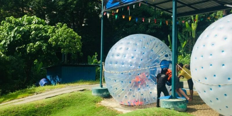 Rollerball Zorbing Phuket A