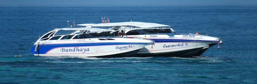 One way Lanta Phuket Speedboat