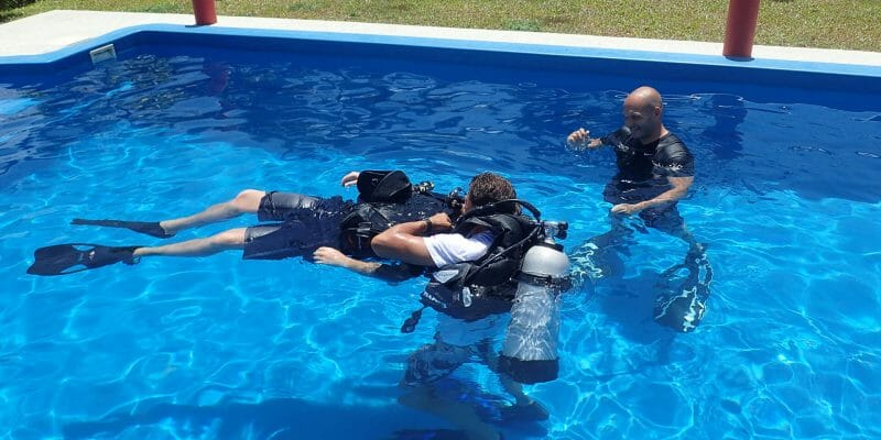 PADI Rescue Diver Course In Phuket