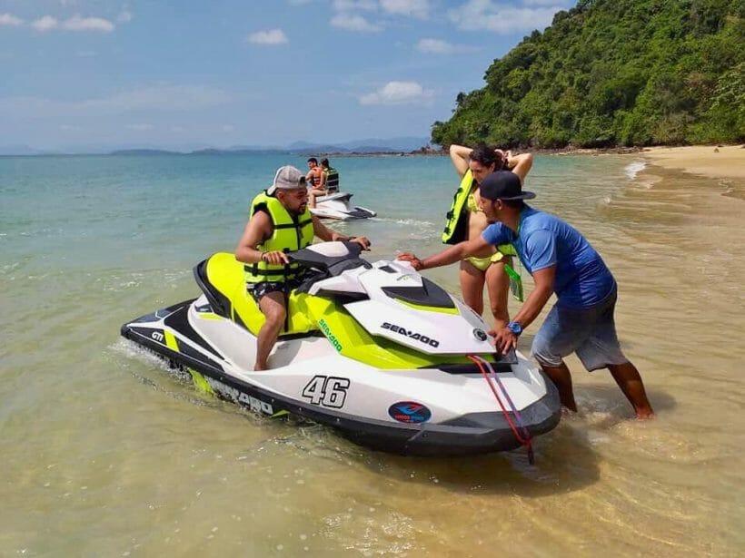 Jet Ski Phuket 5 Islands