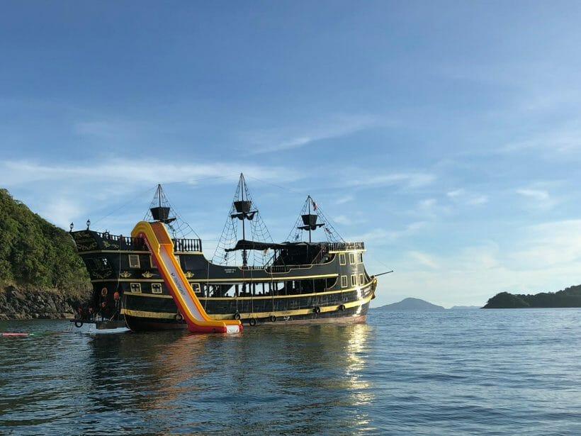 Admirallica Pirate Boat Phuket