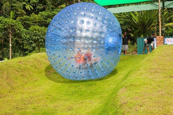 Rollerball Zorbing B Phuket