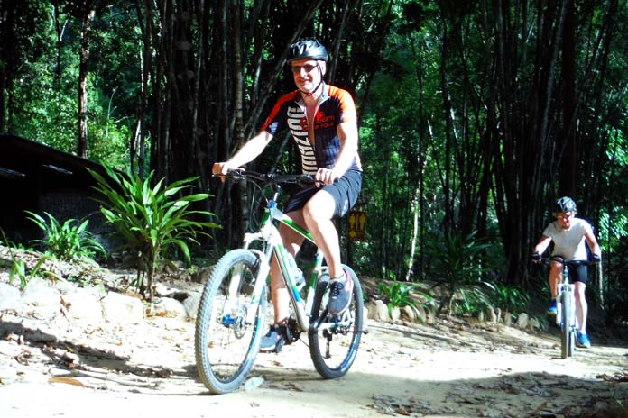 biking-through-Khao-Sok-jungle