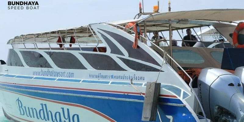 One way Phi Phi to Phuket Speedboat