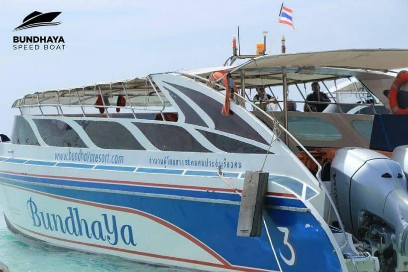 One way Phi Phi to Phuket Speedboat