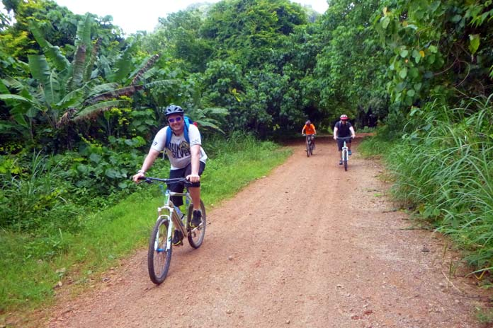 Cycling Krabi Explorer Biking Tour