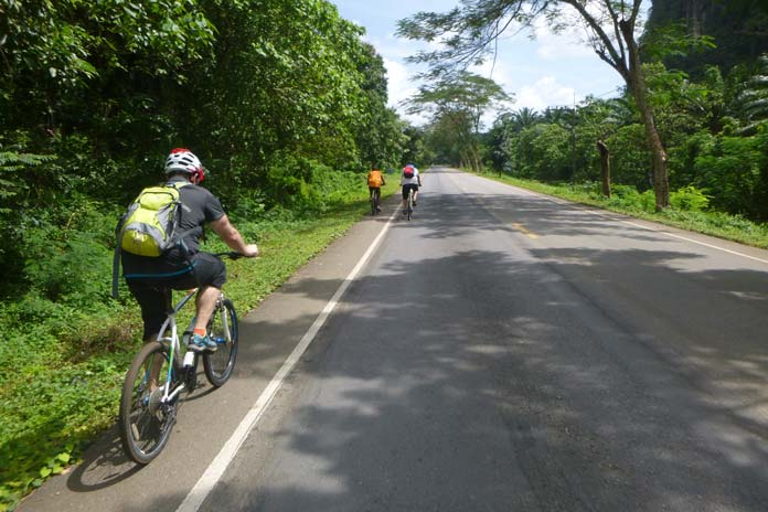 Krabi Explorer Biking Tour
