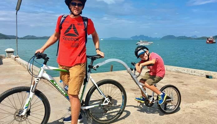 Koh Yao Expedition Biking Tour