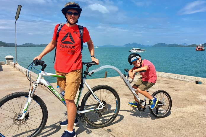 Koh Yao Expedition Biking Tour