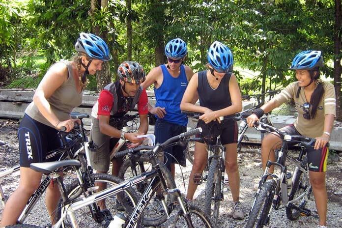 Khao Sok Cheow Larn Lake Biking Tour