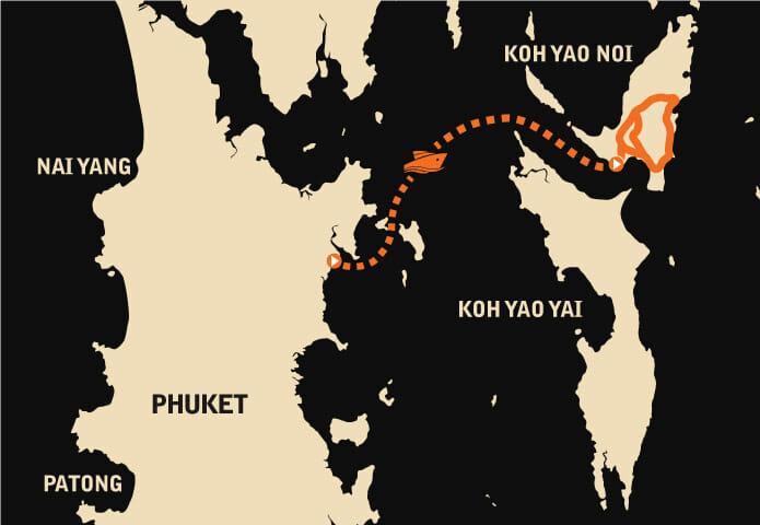 map-koh-yao-noi