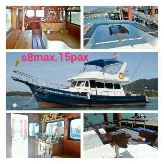 Sommai Fishing Tour Phuket
