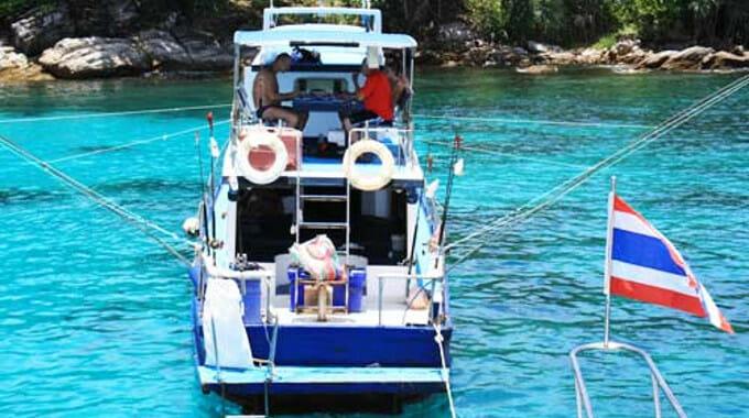 Sommai Fishing Phuket