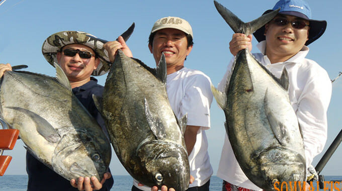 Islands Fishing Tours Phuket