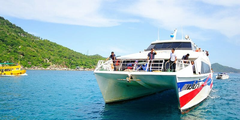 One Way Phuket to Koh Pha Ngan