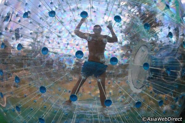 Rollerball Zorbing Phuket