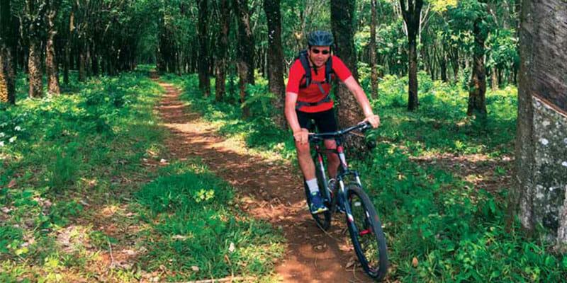 Biking Tour Phuket Countryside