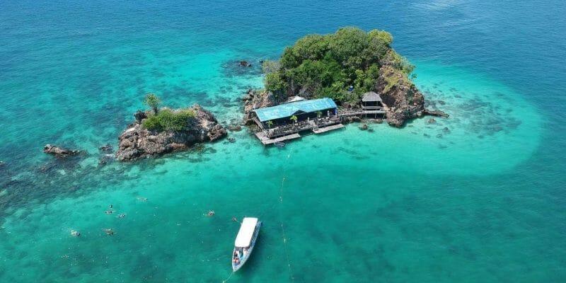Private Boat Khai Island