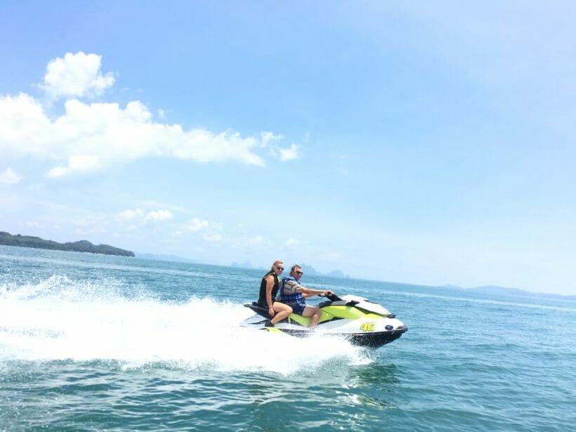 Jet Ski Rental Patong