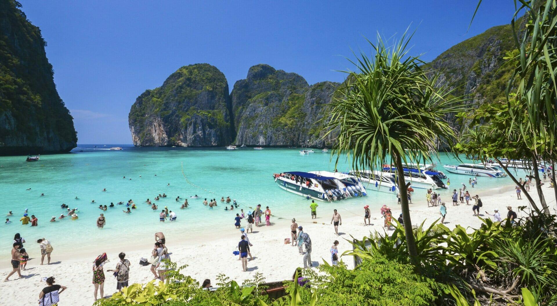The Beach Phi Phi Island